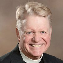 The Rev. Bob Reese, Priest Associate at Grace Church